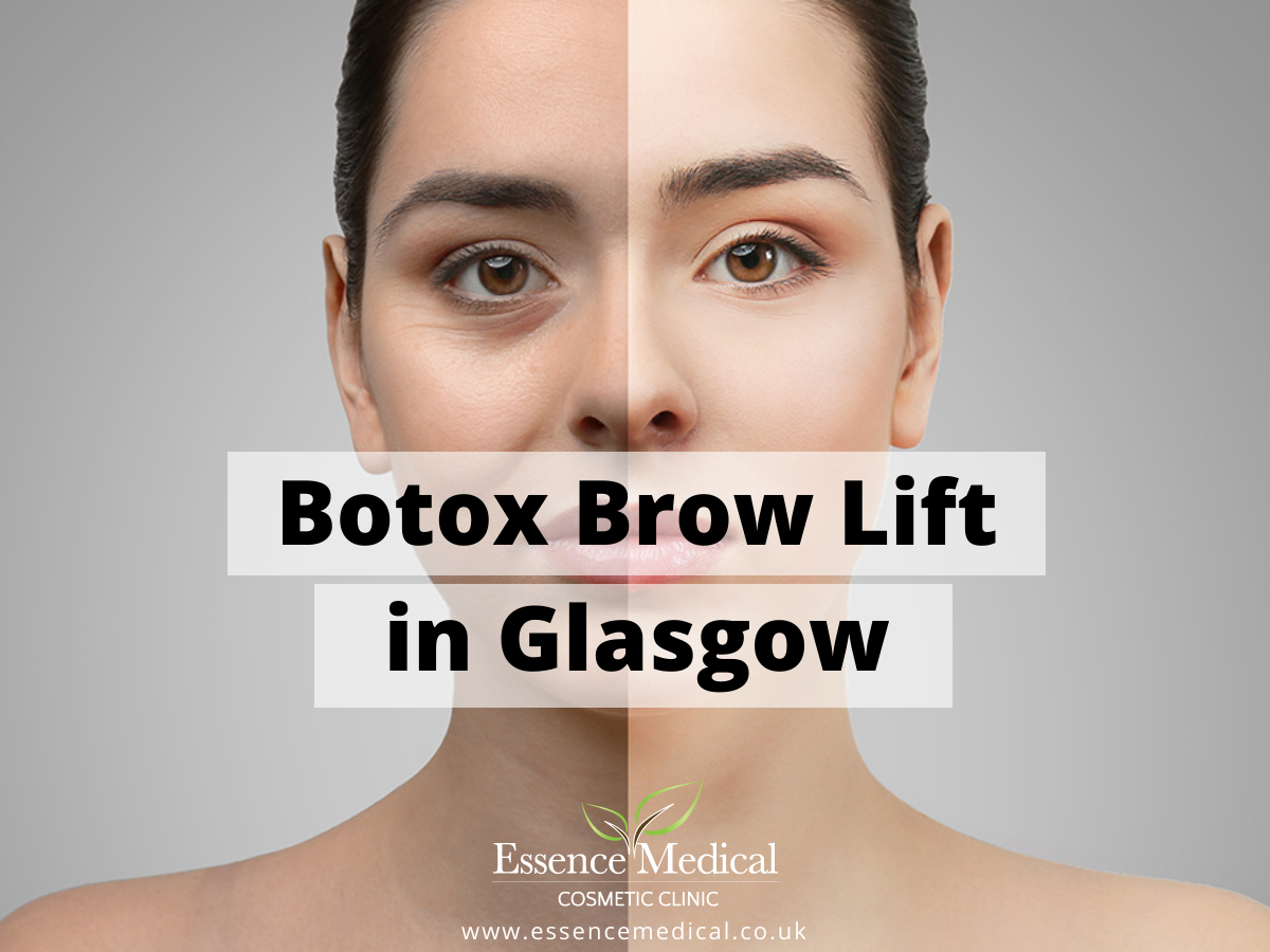 Brow Lift With Botox Effective Quick And Safe Glasgow And Edinburgh